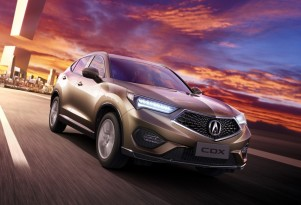 Acura CDX could migrate from China as luxury subcompact crossover