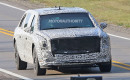 New 'Beast' Cadillac limousine for President Trump spy shots - Image via S. Baldauf/SB-Medien