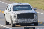 Cadillac's new 'Beast' presidential limousine for Donald Trump spied testing