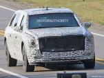 New 'Beast' Cadillac limousine for President Trump spy shots - Image via S. Baldauf/SB-Medien