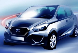 New Datsun Budget Car Revealed In Sketches, Eastern Markets Only