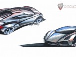 New design renderings of the Arrinera supercar - image courtesy of Auto Kult