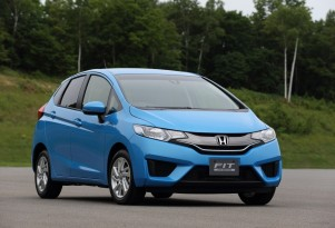 2015 Honda Fit To Have 36-MPG Combined Gas Mileage Rating
