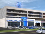 New Honda of Seattle dealership (rendering), Mar 2015