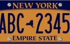 New York's New License Plates Stir Resentment Over Fees