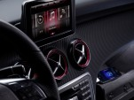 New Mercedes-Benz A Class interior