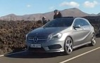 New Mercedes-Benz A Class Spotted Undisguised
