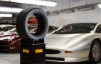 Bridgestone and Pirelli developing new tires for... the Jaguar XJ220?