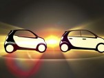 New Smart Fortwo and Forfour preview video