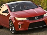 New Spectra will spawn Kia's first coupe model