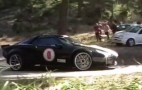New Stratos At Rallye Isla Mallorca: Video