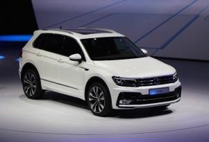 2017 Volkswagen Tiguan Preview Video
