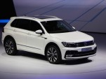 2017 Volkswagen Tiguan: Compact Crossover Revealed At Frankfurt Auto Show