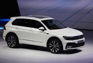 2017 VW Tiguan SUV Aims For U.S. With Third Row, Higher MPG