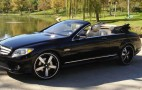 Californian coachbuilder offers Mercedes CL convertible conversion