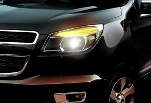 Chevrolet Teases Next Colorado Show Truck Before Bangkok Show