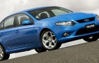 Next-Gen FG Ford Falcon Sedan Unveiled In Australia