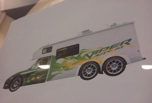 Dodge Viper Motorhome Revealed Via DriveSRT Facebook Fan Page