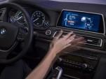 Next-generation BMW iDrive interface, 2015 Consumer Electronics Show
