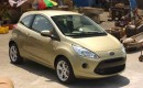 Next-generation Ford Ka stars in new Bond film