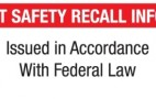 NHTSA Creates Mandatory Label For Recall Notices To Keep You From Throwing Them Away