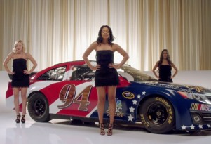 Nick Offerman's reasons to watch NASCAR