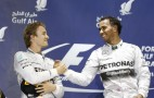Another One-Two For Mercedes AMG After 2014 F1 Bahrain Grand Prix