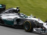 Nico Rosberg at the 2014 Formula One Canadian Grand Prix