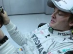 Nico Rosberg explains the F1 seating position