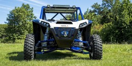 Nikola's all-electric, all-terrain vehicle packs Tesla-size battery pack