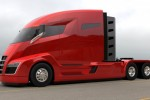 Nikola One electric truck to come with hydrogen fuel cell range-extender