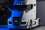 Meet Nikola's hydrogen fuel cell extended-range electric truck