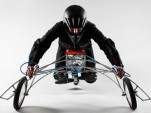 Nils Ferber EX electric drill-powered trike