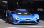 Up close with the Nio EP9 electric supercar