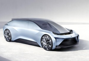 Nio Eve concept is yet another Chinese luxury electric SUV, this one autonomous