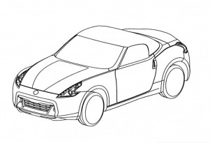 nissan 370z roadster ohim sketches 006
