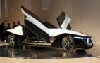 Nissan BladeGlider Concept: Live Shots Ahead Of Tokyo Motor Show