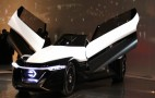 Nissan BladeGlider: Live Preview Gallery Of Electric Sports Car