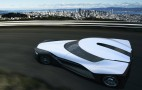 Nissan BladeGlider Electric Sports Car Puts Efficiency, Fun First