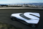 Nissan BladeGlider Electric Sports Car Pu