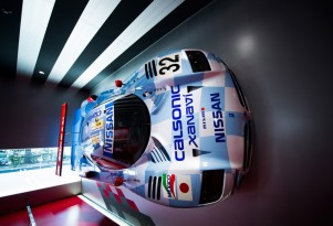 Will Nissan's 2014 Le Mans Race Entry Be A Full Electric Car?