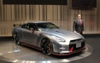 2015 Nissan GT-R NISMO: 2013 Tokyo Motor Show Live Photos