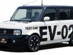 Nissan Cube EV prototype