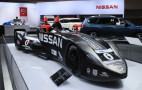 Nissan DeltaWing Racer Live Photos: 2012 Los Angeles Auto Show