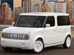Nissan Denki cube concept car