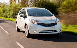 RIP Car Washes: Nissan Debuts 'Self-Cleaning' Car