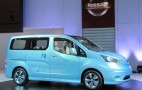 Nissan e-NV 200 Concept Electric Minivan: NYC's Electric Taxi?