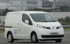 Nissan e-NV200 Electric-Van Battery Adds Thermal Conditioning
