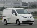 Nissan e-NV200: Driving Nissan's Prototype Electric Minivan