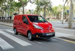 Nissan e-NV200 beats Renault Kangoo ZE in electric van sales in Europe